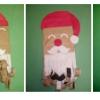 Père Noël papier kraft