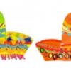 Chapeaux mexicains (sombrero)