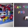Fabriquer un livre  «Où est Charlie ?»