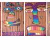Masques Tiki