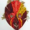 Thème de l'Afrique (masques)