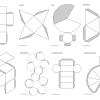 Formes 3D à construire