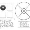 Tangram circulaire