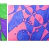 Ronds dans dessin abstrait