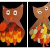 Hiboux – chouettes (automne)