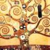 Arbres (d'après Klimt l'arbre de vie)