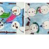 Bonhommes de neige en réunion