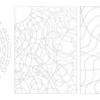 Coloriages formes géométriques