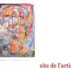 Nombres cachés à la manière de Jasper Johns