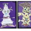 Créatures (symétrie)