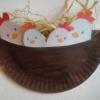 Dans le nid