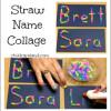 Collage prénom