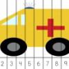 Puzzles 1 à 10 (les véhicules)
