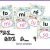 jeu des syllabes