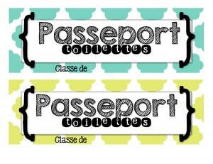 Gestion - Passeport Toilettes