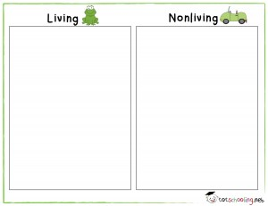 free_living vs nonliving