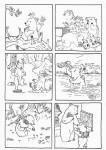 F vrier 2010 page 2 - Calinours va faire les courses ...