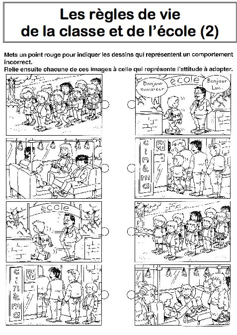 Coloriage les r gle de vie la maison page 3 pictures to - Les regles de la maison a imprimer ...