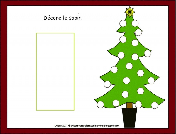 Decorate a christmas tree m amp m game