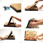 makedo-pizza-box-easel-collage
