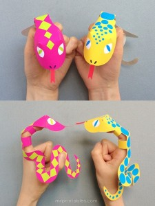 printable-puppets-snakes