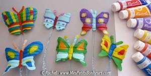 papillons-peintures-acrylique-sur-bouteilles-plastiques