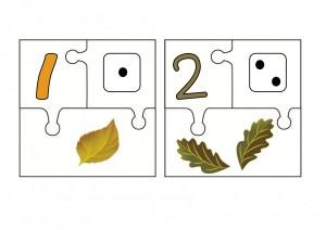 puzzel herfst