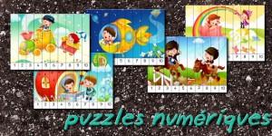 puzzles numeriques