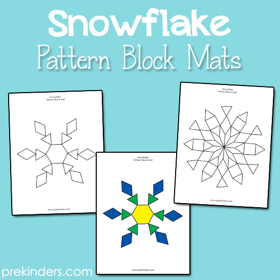 snowflake-pattern-blocks
