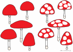 modeles-pate-a-modeler-champignon