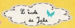 l ecole de julie