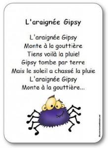 Laraignée-Gipsy