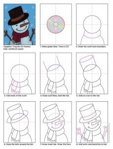Happy-Snowman-229x300