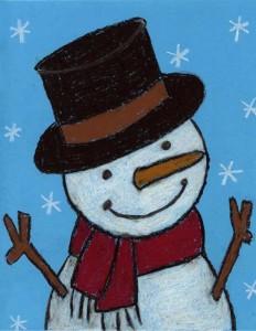 Happy-Snowman-700