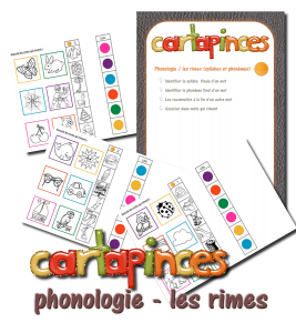 cartapinces rimes