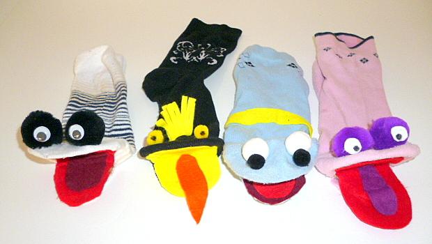 basteln-Tiere-alte-Socken