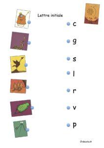Lettre-initiale-libellules