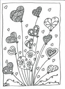 Printemps - Coloriage fleur britto ...